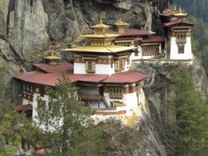 Monasterio Taktshang o Tiger's nest