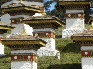 Stupas Dochula