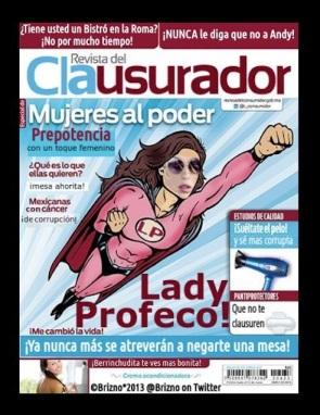 Lady Profeco