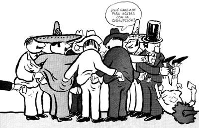 Mexico Narcotrafico y Corrupcion la Corrupción en México